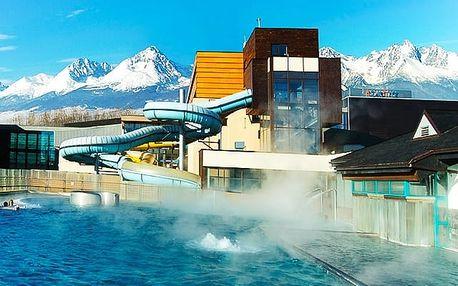 Boutique Hotel Villa Zauber ***, Poprad, Slovensko - save 27%, Aktivní dovolená v Tatrách se snídaní, slevou do akvaparku a sousední restaurace - dítě do 12 let zdarma