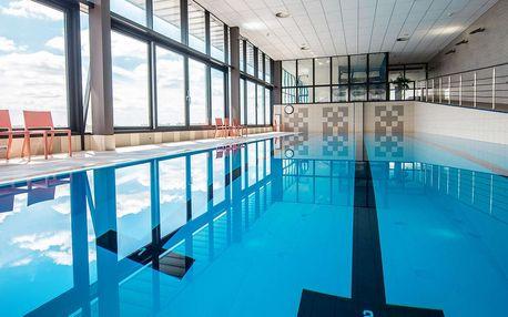 Hotel Dolphin**** u Slunečních jezer se vstupem do aquaparku