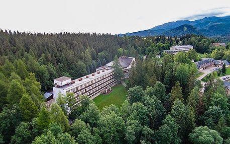 Geovita Zakopane, Zakopane, Tatry, Polsko - save 60%, Komfortní ubytování v Tatrách s možností relaxu v sauně