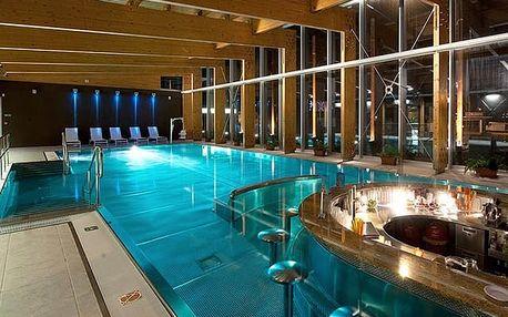 Hotel Hills****, 4* wellness hotel v Tatrách se vstupem do akvaparku v ceně