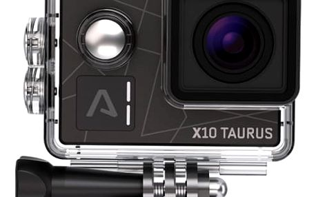 Outdoorová kamera Lamax X10 Taurus (8594175351385) černá