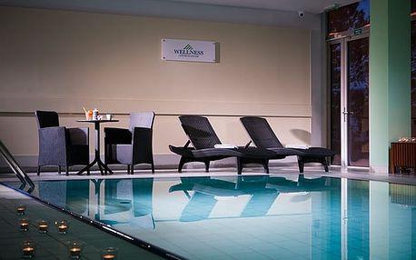 Orea Resort Santon***, Pohoda u Brněnské přehrady se snídaní a wellness