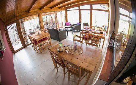 Morava, Lednice - 3 dny pro dva včetně snídaně a degustace