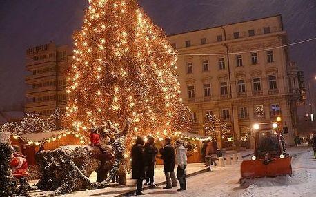 Bratislava, Győr, Vídeň: 3denní adventní zájezd pro 1 osobu