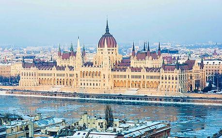 City Hotel Pilvax***, Komfort v 3* hotelu v srdci Budapešti, dítě do 11 let zdarma
