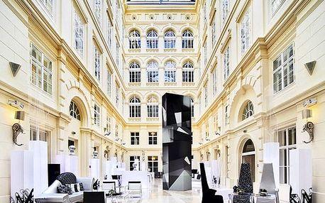 Barceló Brno Palace Hotel*****, 5* luxus v centru jihomoravské metropole se snídaní, saunou a fitness