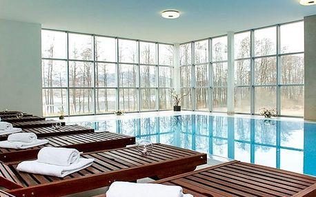 Hotel Orsino****, Relax ve 4* hotelu přímo na břehu lipenské přehrady