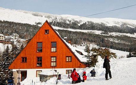 Hotel Stoh***, Moderní 3* hotel s polopenzí v horském středisku Svatý Petr