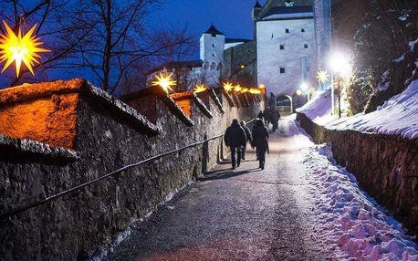 Adventní Salzburg - 1denní výlet na vánoční trhy a rej čertů