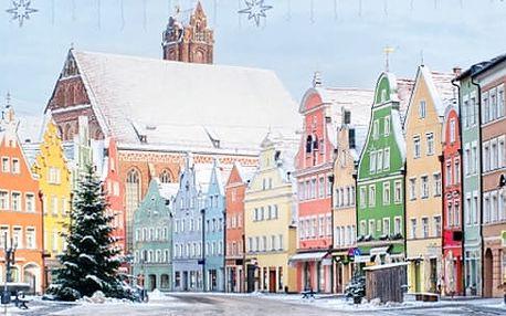 Adventní Mnichov - trhy, rej čertů: 1denní zájezd pro 1 osobu