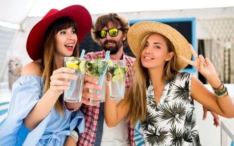 Drink s sebou v Liberci: Mojito alko/nealko či Cuba Libre