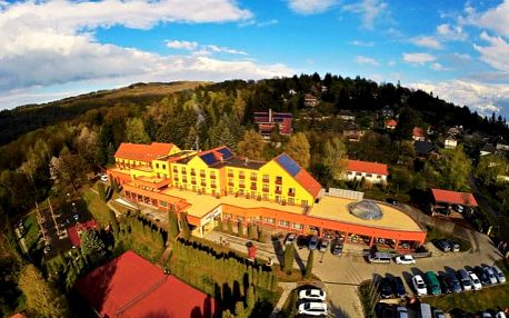 Hotel Narád & Park****, 4* hotel s polopenzí a wellness v klidném horském prostředí