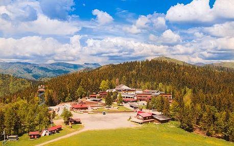 Hotel Šachtička***, Skvělý odpočinek v Nízkých Tatrách s relaxem ve wellness