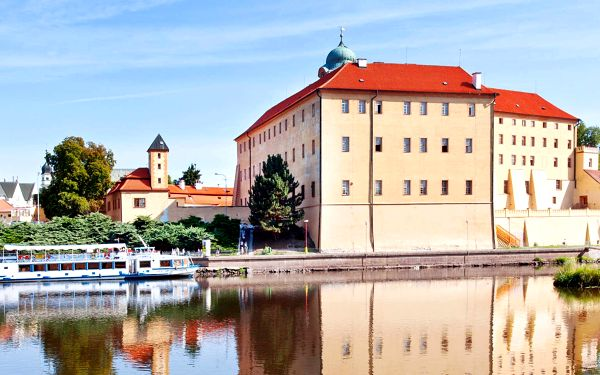 Hotel Junior*** v centru Poděbrad s polopenzí