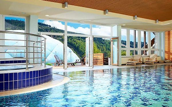Orea Resort Sklář****, Pohodová dovolená v Krkonoších s polopenzí a wellness