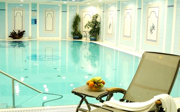 Danubius Health Spa Resort Grandhotel Pacific****, Wellness pobyt s polopenzí v nádherných českých lázních