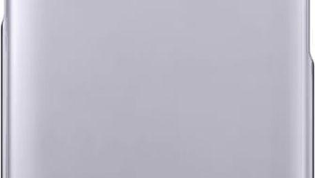 Samsung S8 poloprůhledný zadní kryt, violet - EF-QG950CVEGWW