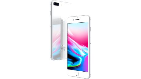 Apple iPhone 8 Plus, 64GB, stříbrná - MQ8M2CN/A