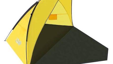 Stan Loap BEACH SHELTER pro 4 osoby žlutý