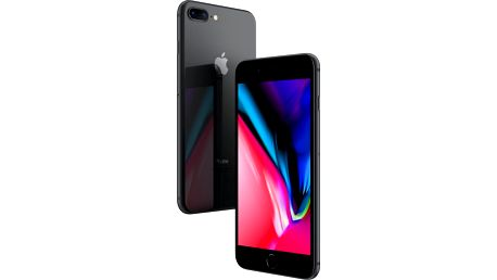 Apple iPhone 8 Plus, 64GB, šedá - MQ8L2CN/A