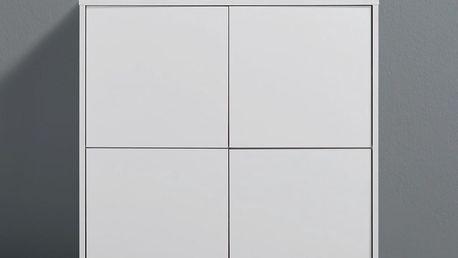 Komoda basic, 80/80/30 cm