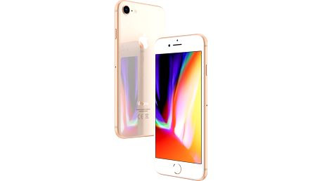 Apple iPhone 8, 64GB, zlatá - MQ6J2CN/A