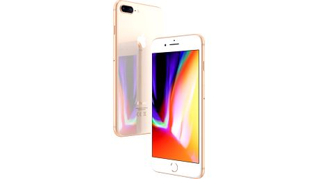 Apple iPhone 8 Plus, 64GB, zlatá - MQ8N2CN/A