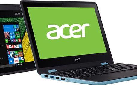 Acer Spin 1 (SP111-31-C79C), modrá - NX.GL2EC.002