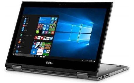 Notebook Dell Inspiron 13z 5000 (5378) Touch (TN-5378-N2-311S) šedý Software F-Secure SAFE 6 měsíců pro 3 zařízení (zdarma)Monitorovací software Pinya Guard - licence na 6 měsíců (zdarma) + Doprava zdarma