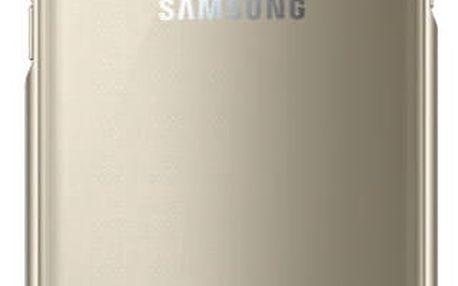 Kryt na mobil Samsung pro Galaxy S7 Edge (G935) (EF-QG935CFEGWW) zlatý