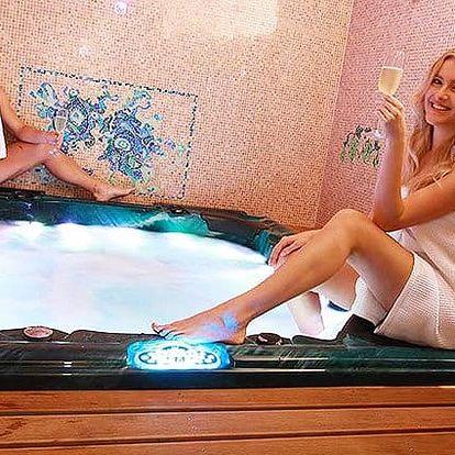 2 nebo 3denní víkendový wellness pobyt pro 2 v hotelu Zlatý Lev v Žatci