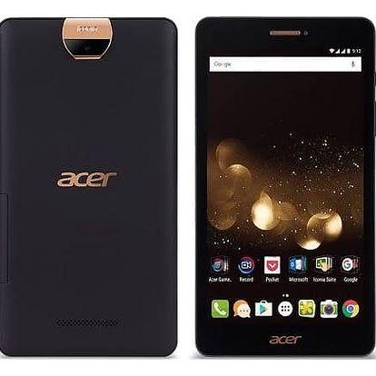 Dotykový tablet Acer Iconia Talk S (A1-734-K6DL) (NT.LCCEE.002) černý SIM s kreditem T-Mobile 200Kč Twist Online Internet (zdarma)Software F-Secure SAFE 6 měsíců pro 3 zařízení (zdarma) + Doprava zdarma
