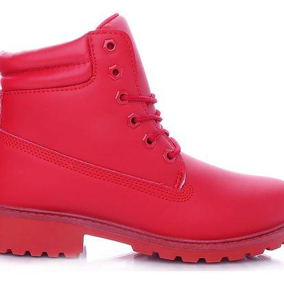 Červené farmářky BL81R 37