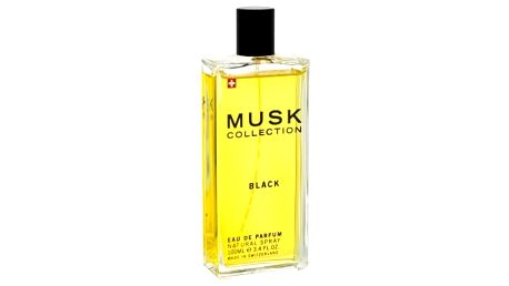 MUSK Collection Musk Collection Black 100 ml parfémovaná voda pro ženy