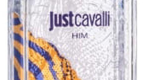 Roberto Cavalli Just Cavalli Him 60 ml toaletní voda pro muže