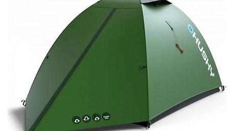 Stan Husky Extreme Lite Bret 2 zelený + Stan Loap BEACH SHELTER pro 4 osoby - žlutá v hodnotě 389 Kč + Doprava zdarma