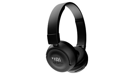 Sluchátka JBL T450BT Bluetooth (JBL T450BT BLK) černá + DOPRAVA ZDARMA