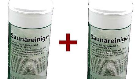 Marimex Saunareiniger - přípravek k čištění saun 1l - sada 2 ks - 19900036