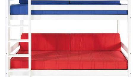 Patrová postel max & moritz, 210,5/150/98 cm
