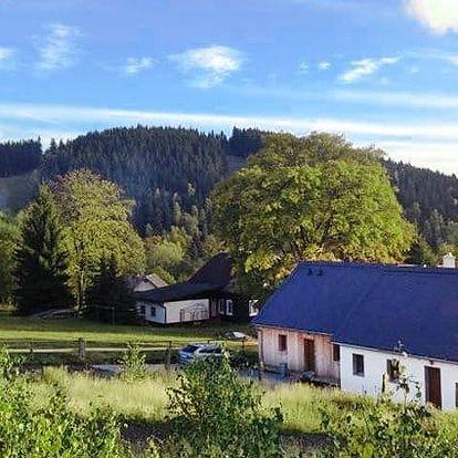 3denní pobyt pro 2 nebo 4 osoby v Apartmánech No. 823 v Krušných horách