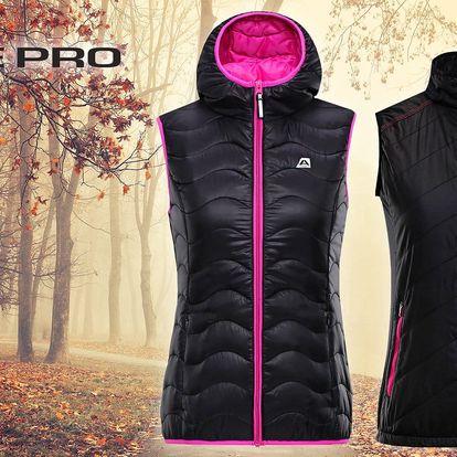 Dámské funkční vesty Alpine Pro