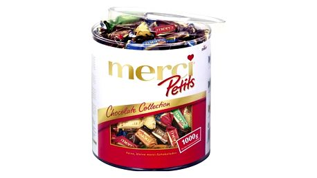 Merci Petits 1kg/167 ks