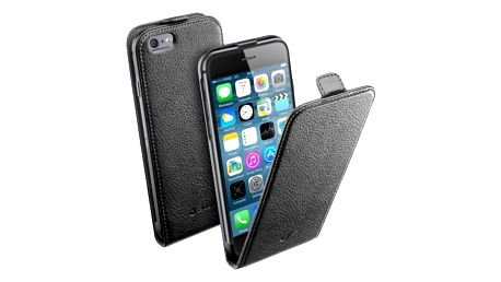"CellularLine pouzdro Flap Essential pro Apple iPhone 6, 4,7"", černá - FLAPESSIPH647K"