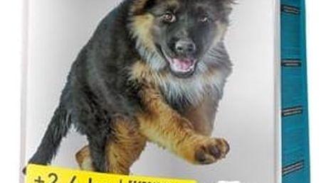 Granule Nutrilove Dog dry Junior L fresh chicken 12kg + 2,4kg ZDARMA + Doprava zdarma