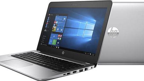 HP ProBook 430 G4, stříbrná - Z2Z83ES