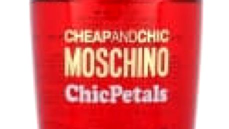 Moschino Cheap And Chic Chic Petals 100 ml toaletní voda tester pro ženy
