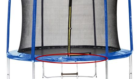 Marimex Trubka rámu pro trampolínu Marimex 366 cm - 19000653