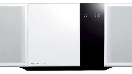 Panasonic SC-HC395EG, bílá - SC-HC395EG-W