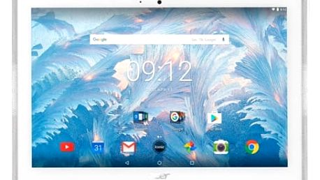 Dotykový tablet Acer Iconia One 10 (B3-A40-K3HZ) (NT.LDNEE.004) bílý