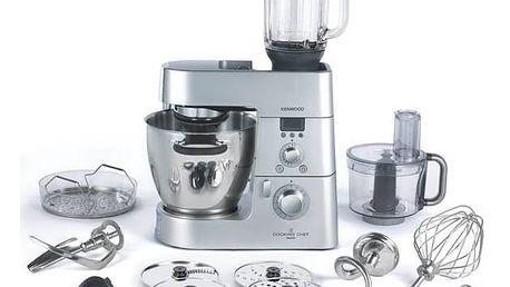 Kuchyňský robot Kenwood Cooking Chef KM096 stříbrný + Doprava zdarma